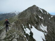 Monte Antoroto per la Cresta Est.