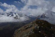 E di nuovo un bel panorama sulla valle