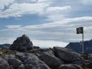 dalla vetta di Rocca Parvo