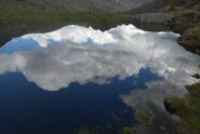 Riflessi di  nuvole