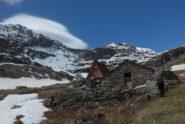 Alpe Veilet e bivacco Cecila Genisio