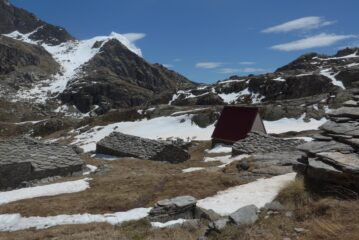 Il piano dell'Alpe Veilet