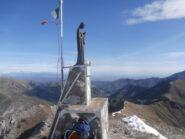 panorama dal Bec Baral