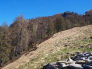 Cima Alta vista da Ragozzo