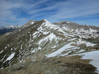 Colle Rocchette e Cima delle Roccate (m.2480)