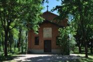 La Cappella a Santa Sofia, raggiunta con breve deviazione di percorso