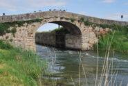 Il Ponte Sassi alla Cascina Conca