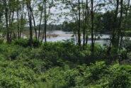 L'arrivo sul fiume Sesia
