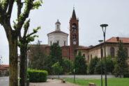 Verso la monumentale Chiesa di S. Giorgio a Bernate Ticino