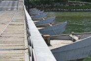 Tappa d'obbligo: il ponte di chiatte sul Ticino di Bereguardo