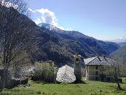 A Tiglietto, Quinzeina nelle nubi.