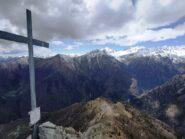 La prima cima delle Gheule.