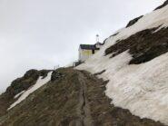 In arrivo a Madonna Alpina