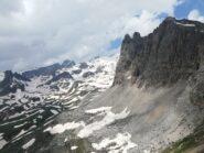 Panorama dalla vetta: Monte Thabor e Gran Serous