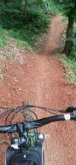tratto downhill
