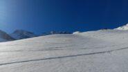I pendii dopo gli alpeggi