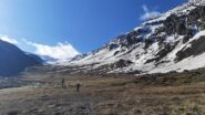 Portage in alta Val Thuras