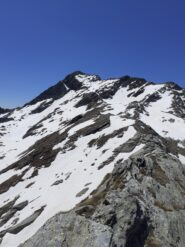 Cresta verso il Monte Marzo