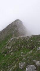 un tratto della cresta est..