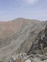 In lontananza monte Rocciavre'
