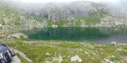 altra visuale del lago Vasuero