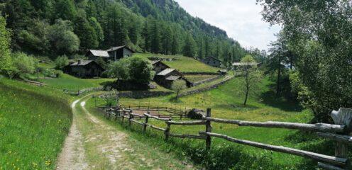 Località Praz Ussel