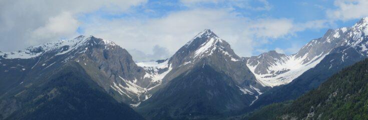 Liconi e Colle Battaglione Aosta