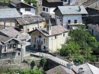 Cappella a Isollaz