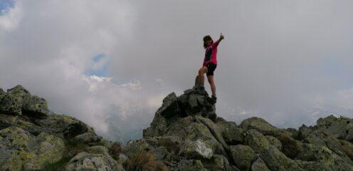 Sul Monte Facciabella
