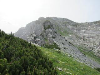 Punta di Piero (m.2172), Cima Scarason (m.2355) e Castello delle Aquile (m.2513)
