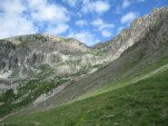 Vallone delle Capre dal Col del Pas