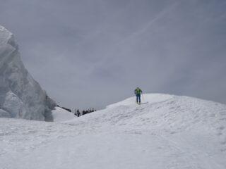 In vista dell'affollato deposito sci
