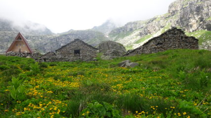 Bivacco C.Genisio - Alpe Vailet