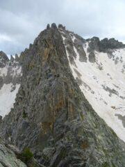 La cresta Nord del Cayre in arrivo