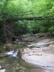 Ponte sul rio Noci