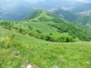 Verdi prati sotto l' Alpesisa