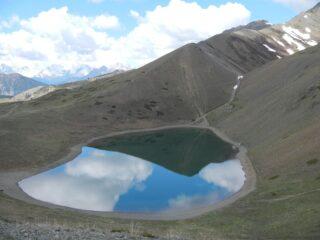 Lago Gignoux o dei Sette Colori