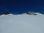 ancora bella neve sotto il Mantova