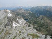 Cresta dei Casaletti e Lago di Larecchio