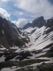 Monte Oronaye e lago Apzoi