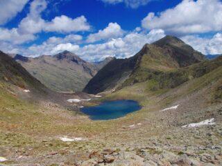 Lago di Seccia e Rocca di San Bernolfo