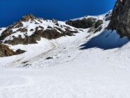 Vista complessiva sul versante italiano