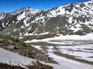 Ultimi metri verso il fondo valle ed il bivacco Molline