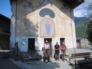 Challant Saint-Victor termine della tappa