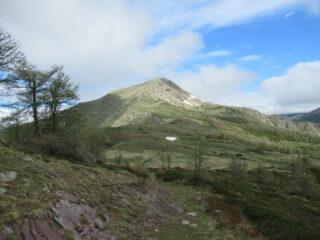 Colla Rossa (m.2172) e Monte Bertrand (m.2480)