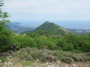 Cresta Monte Acuto dal Poggio Grande