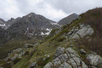 La Rocca Maritano e il colle della Forcola