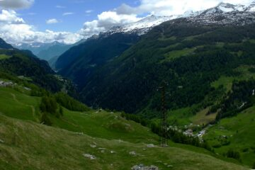 La valle di Chiavenna