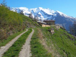 L'Alpe Chevriére