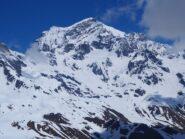 Il Mont Combin dalla vetta.